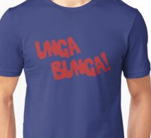 CAVEMAN Unga Bunga! Unisex T-Shirt