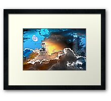 A Tribute to Cornwalls Tin Mining Heritage Framed Print
