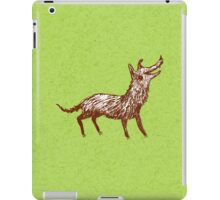 Mongrel iPad Case/Skin