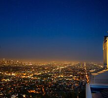 Griffith Observatory by jswolfphoto