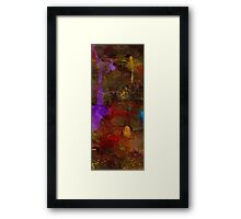 Asian Gardens IV Framed Print