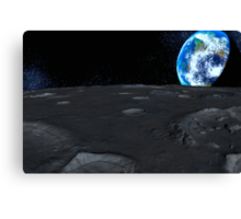 Earth 2  Canvas Print
