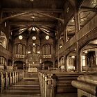 Church 2 by Richard Fortier
