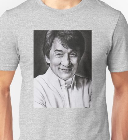 Jackie Chan Unisex T-Shirt