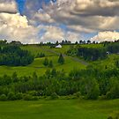 Countryside 1 by Richard Fortier