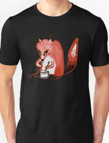 Drumming Fox T-Shirt