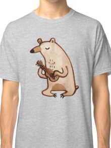 Ukulele Bear Classic T-Shirt