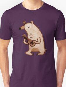 Ukulele Bear T-Shirt