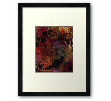 Imagining the Orient I Framed Print