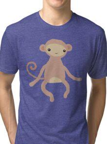Baby Monkey Tri-blend T-Shirt