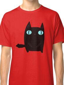 Fat Black Cat Classic T-Shirt