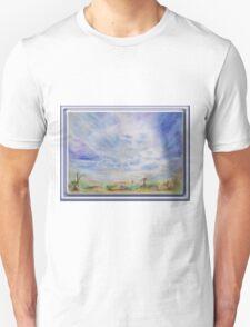 3744 Cloud Guide A 3  T-Shirt