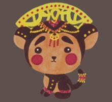 The Little Monkey King Baby Tee
