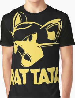 RAT TATA - RATATAT Music Band Mashup Graphic T-Shirt