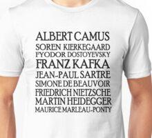 Existentialist Classic St Unisex T-Shirt