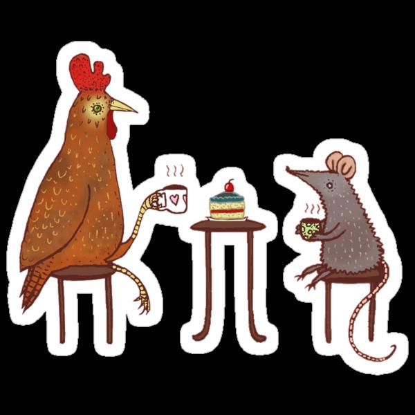 Tea Party by Sophie Corrigan