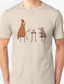 Tea Party Unisex T-Shirt