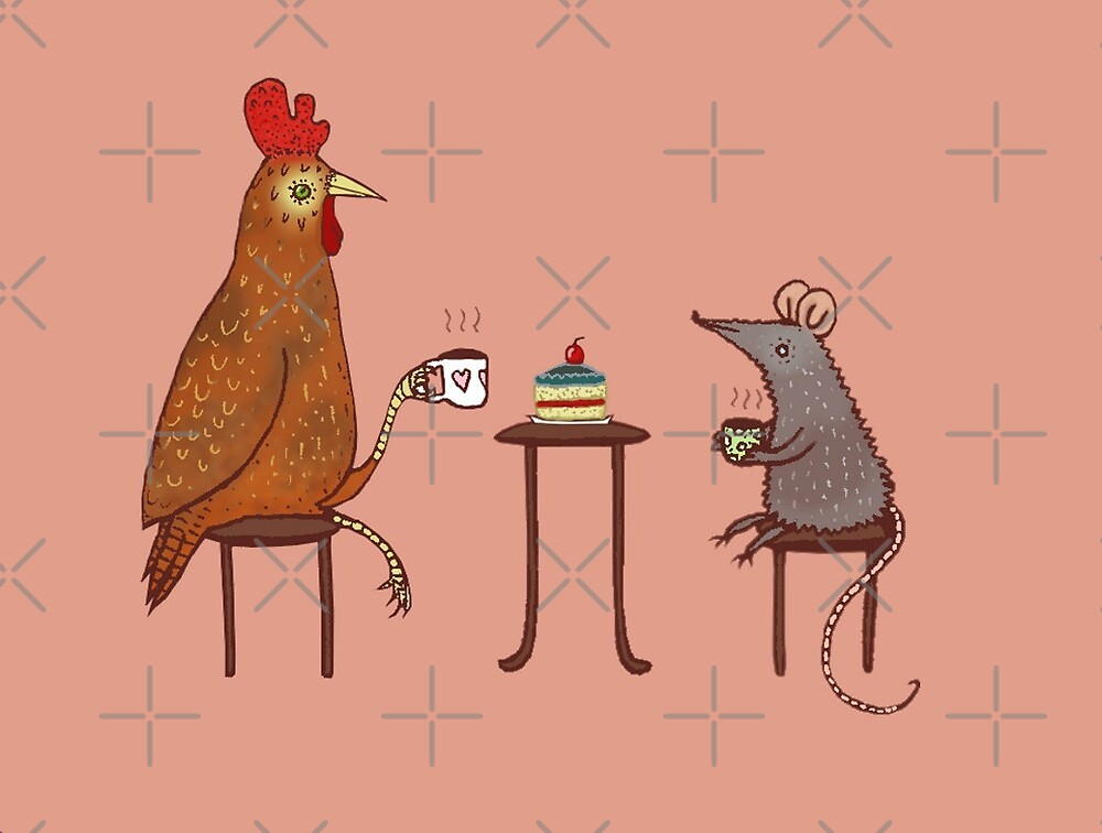Tea Party by Sophie Corrigan