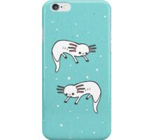 Axolotl Max iPhone Case/Skin