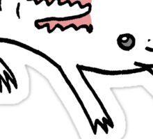 Axolotl Max Sticker