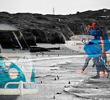 The Cornish Surf Scene by Paul Howarth