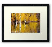A Magical Confluence Framed Print