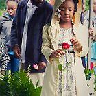 At her grandmother's funeral :( by eelsblueEllen