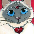 Queen of Hearts by Lisa Marie Robinson