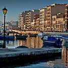 St Julians Bay ---- Golden Malta by Edwin  Catania