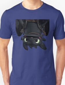 Upside Down Toothless T-Shirt