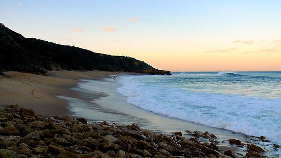 Bells Beach by amimages