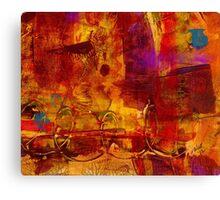Loop d'Loops Canvas Print