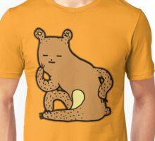 Thinking Bear Unisex T-Shirt