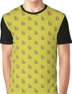 Thinking Bear Graphic T-Shirt