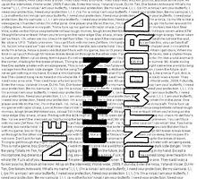 Die Fokken Antwoord 2 by Chrisbooyahh