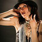Fancy DeVille of The Gigarette Girls #3 by Terry J Cyr
