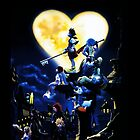 Kingdom Hearts by Tvrs01001