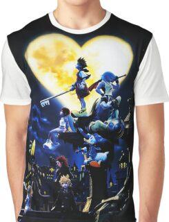 Kingdom Hearts Graphic T-Shirt