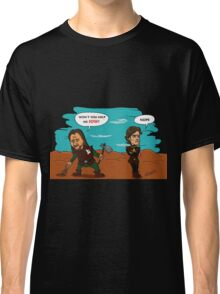 Theon does not sow T-Shirt Classic T-Shirt
