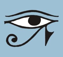 Egyptian Eye of Horus T-Shirt Kids Clothes