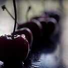 cherries by Ingz