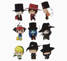 Anime Hatters Kids Clothes