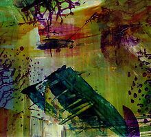 In the Land of Purple Trees by © Angela L Walker