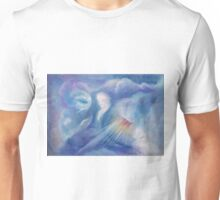 3746 Rain Clouds A3  Unisex T-Shirt