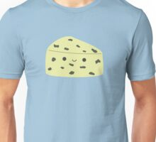 Cute stinky cheese Unisex T-Shirt