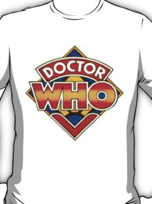 Doctor Who Logo. T-Shirt