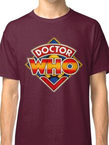 Doctor Who Logo. Classic T-Shirt