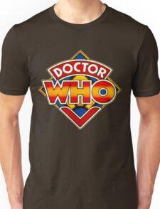 Doctor Who Logo. Unisex T-Shirt
