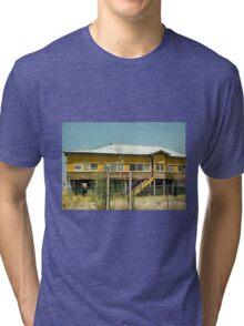 Abandoned Queenslander Tri-blend T-Shirt