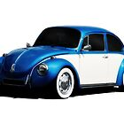 Volkswagen Beetle by cjsphoto